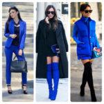 С какими цветами сочетается синий в одежде: 21 удачная стилистическая комбинация