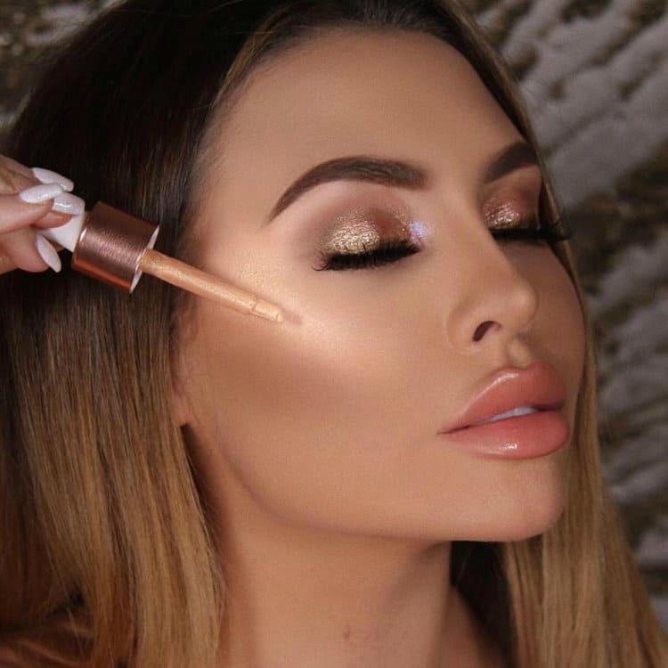 Хайлайтер для лица: что это, для чего он нужен в макияже, виды, как выбрать, как пользоваться (инструкция)