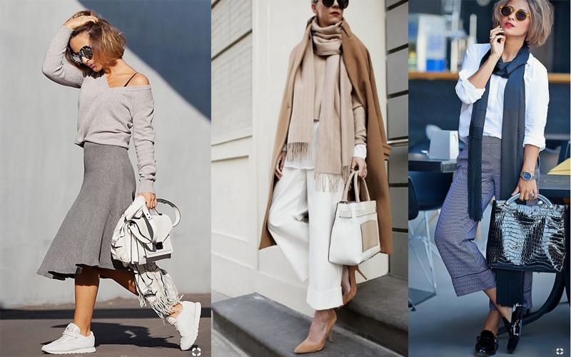 Стиль кэжуал в одежде для женщин после 40