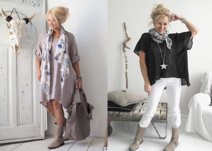 стиль casual для женщин