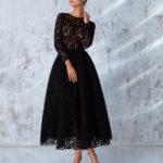 Гипюровое платье фото оригинальных и восхитительных фасонов