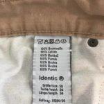 Размер 34 джинсы — это какой размер русский: мировые стандарты маркировки для мужчин и женщин