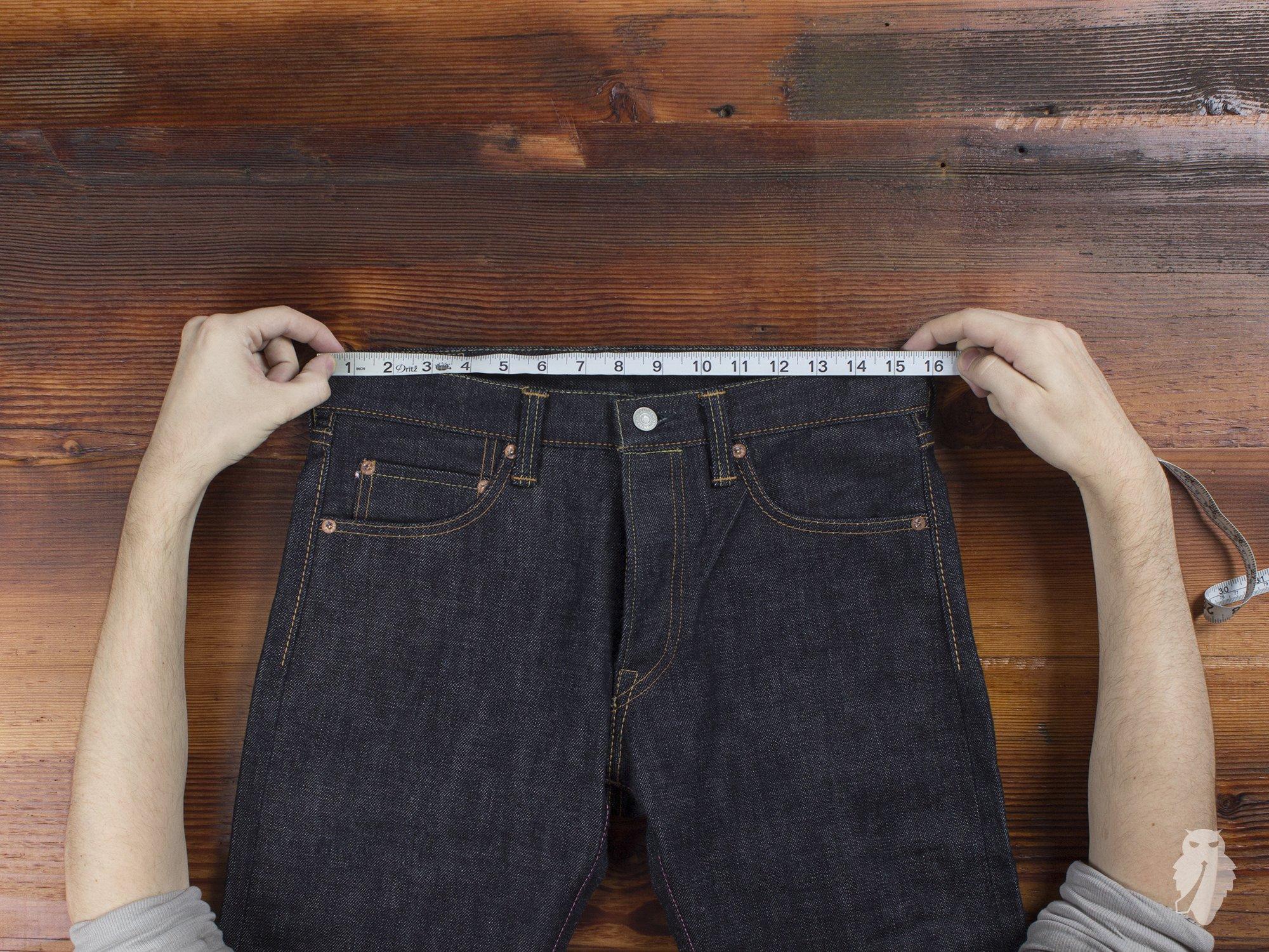 Размер 29 джинсов — это какой русский
