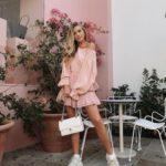 С чем носить белые кроссовки женские: фото-подборка из 117 образов