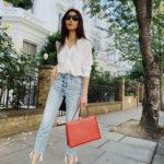 С чем носить джинсы МОМ (80 фото): подчеркиваем фигуру и хороший вкус