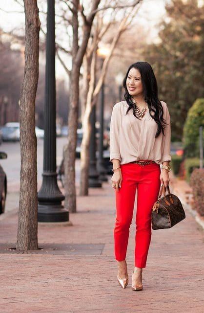 красные брюки (10)