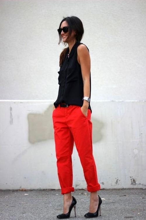 красные брюки (25)